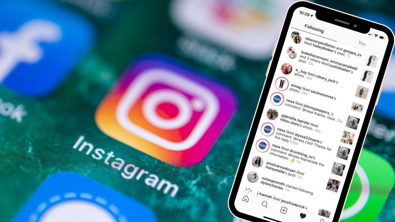 instagram kontakte finden