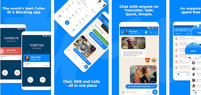 truecaller interface - أفضل تطبيقات حظر المكالمات لنظامي Android و iOS